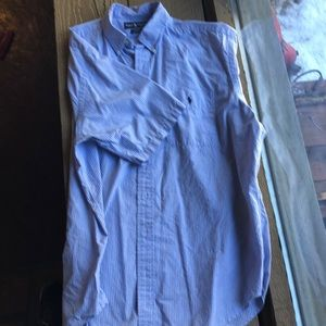 Ralph Lauren short sleeve men's large